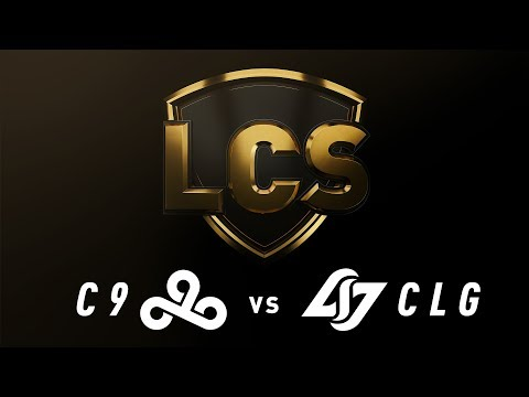 Xxx Mp4 C9 Vs CLG Week 2 Day 2 LCS Spring Split Cloud9 Vs Counter Logic Gaming 2019 3gp Sex