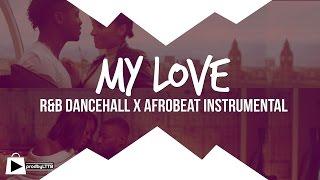 Afrobeat Instrumental beat -