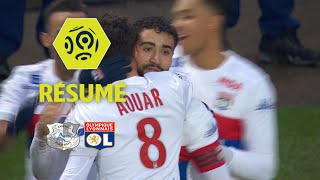 Amiens SC - Olympique Lyonnais (1-2)  - Résumé - (ASC - OL) / 2017-18