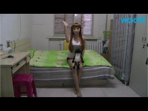 China Sex Dolls Play for Real