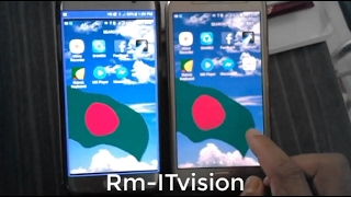 How To Android Screen Mirroring or Share or Display Android Screen on another Android