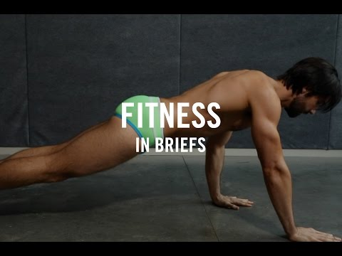 Fitness | Workout In Your Underwear | Workouts At Home