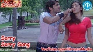 Aatadista Movie Songs - Sorry Sorry Song - Nitin - Kajal Aggarwal - Jayasudha