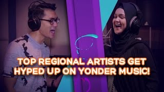 Top regional artists getting excited with Yonder Music!
