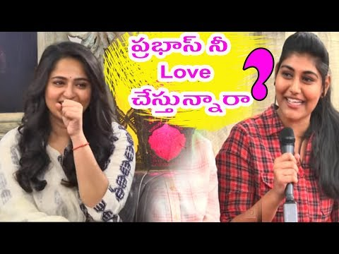 Xxx Mp4 Are You Loving Prabhas Anushka Interview With Fans About Bhaagamathie 3gp Sex