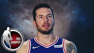J.J. Redick ranks his top 5 shooting guards of all time | NBA Countdown | ESPN