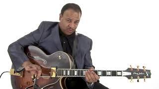Jazz Guitar Lesson - Swing Blues Breakdown - Henry Johnson