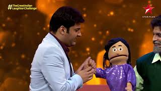 The Great Indian Laughter Challenge | Anna Interviews Kapil Sharma