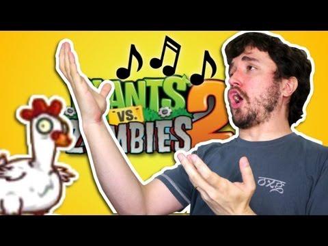 Plants vs. Zombies 2 PLANTA BURRA