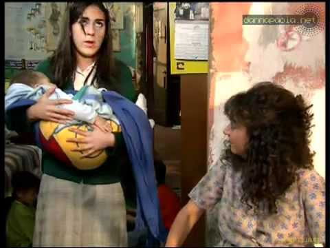 Danna paola y Nicole Durazo en LRDG Adios a la calle