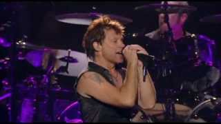 Bon Jovi Live at Madison Square Garden 2008 (part 1/2)