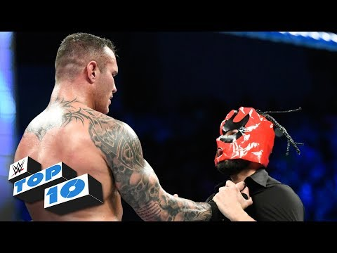 Xxx Mp4 Top 10 SmackDown LIVE Moments WWE Top 10 April 24 2018 3gp Sex