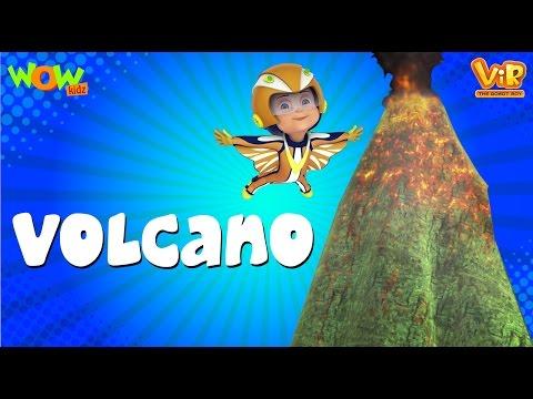 Xxx Mp4 Volcano Vir The Robot Boy WITH ENGLISH SPANISH FRENCH SUBTITLES WowKidz 3gp Sex