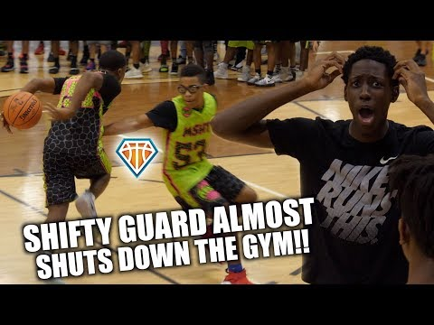 SHIFTIEST FRESHMAN I ve Seen in a While Almost SHUTS DOWN THE GYM Dyckman Vibe at MSHTV Camp