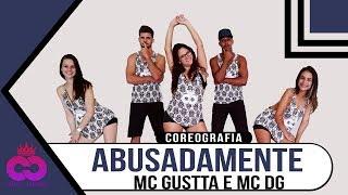 Mc Gustta e Mc DG - Abusadamente   Coreografia Camila Carmona