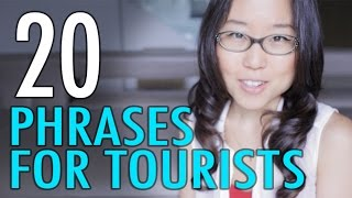 20 Useful Korean Phrases for Tourists