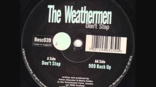 Boscaland #39 The Weatherman, Don't Stop