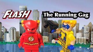 Lego: The Flash Miniseries: Ep.1:Se: 1 The Running Gag