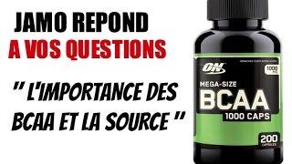 Jamo Repond A Vos Questions: Les BCAA De Cheveux Humain?