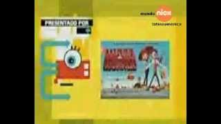 Promo Jimmy Neutrón Gana, pierde y Kaboom! + Presentado por  - Nickelodeon Latinoamerica 2009