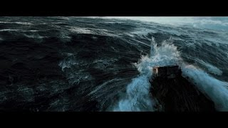 2012 (2009) - Tsunami and Arks Scenes - Pure Action  [4K]