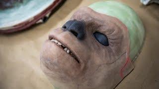 The Making of Adam Savage's Chewbacca Mask!
