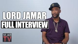 Lord Jamar on Jay-Z, R. Kelly, Rob & Chyna, Prodigy, DMX (Full Interview)