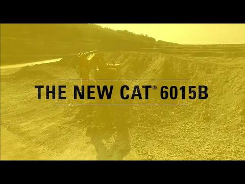 Cat® 6015B Virtual Walkaround