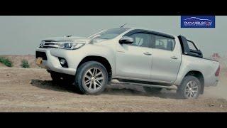Toyota Hillux Revo Review By PakWheels