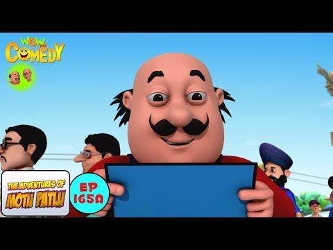 Fortune Wheel - Motu Patlu in Hindi - 3D Animated cartoon series for kids - As on Nick