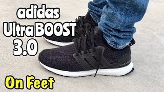 ARE THESE YEEZY'S! ADIDAS ULTRA BOOST 3.0 OREO / ZEBRA