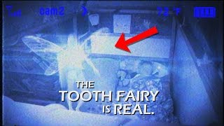 James Catches the Tooth Fairy (on Camera)