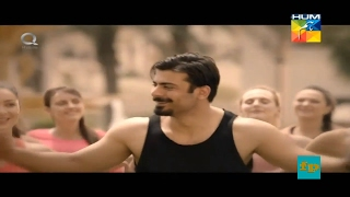 Fawad Khan return with new Q mobile ad|Q Mobile Energy x1 x2|2017