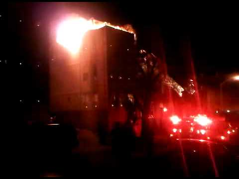 Baylis Street Fire Baltimore City 14 Feb 2011 Part 1