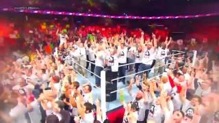 Daniel Bryan WWE WRESTLEMANIA XXX song Monster