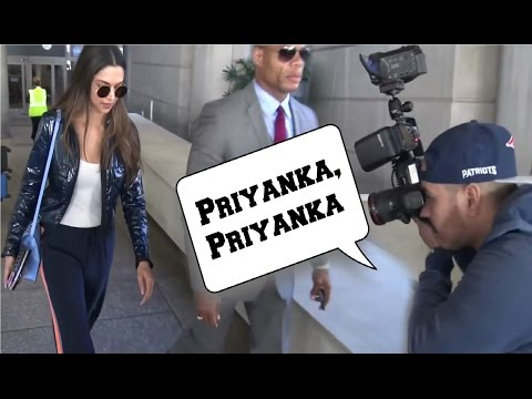 Xxx Mp4 Deepika Padukone Mistaken For Priyanka Chopra By International Media At LA Airport 3gp Sex