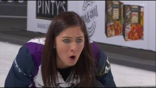 Womens Curling Hot ASSorted Highlights Sweeting vs Muirhead 02/05/2017