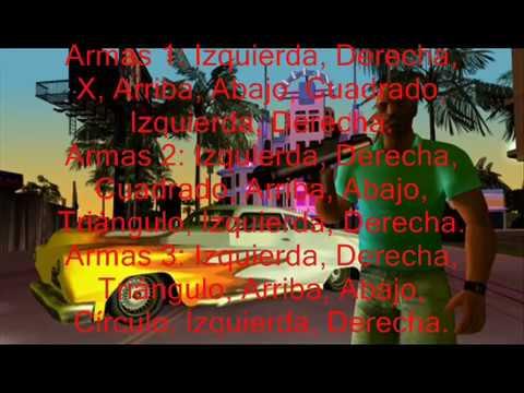 Trucos de GTA Vice City Stories PSP Trucos