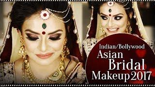 Indian Bridal Makeup Tutorial | Step by Step Asian Bridal Makeup Tutorial Video | Krushhh by Konica