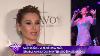 Ünlü Şarkıcı Funda Arar Şahane Yorumlarıyla Kıbrıs