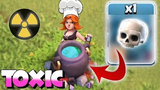 COOKING w/ VALKYRIE 4 | Clash Of Clans | IT TASTES GREAT!!
