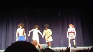 Spice Girls vs Back Street Boys! Lisbon Talent Show