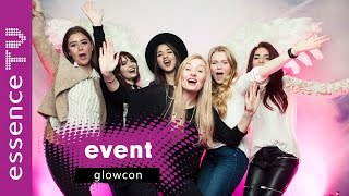 glowcon (glow convention) backstage + favoriten top 5 aus dem update l essenceTV