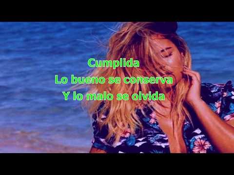 La Vida Continuó OFFICIAL LETRA LYRICS KAROL G SIMONE & SIMARIA Ocean 2019