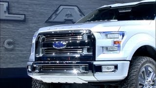 Ford Atlas Concept reveal - The future F-150