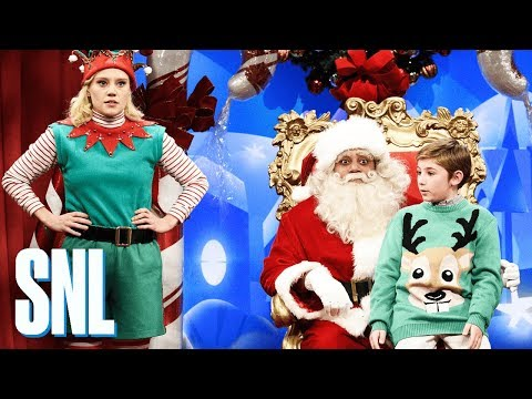 Visit with Santa Cold Open SNL