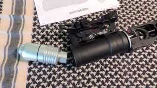 DesertFox Airsoft Gear Review: Lancer Tactical AK Grenade Launcher