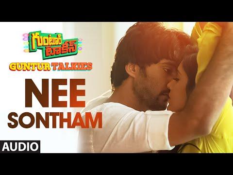 Xxx Mp4 Nee Sontham Full Song Audio Guntur Talkies Siddu Jonnalagadda Rashmi Gautam 3gp Sex