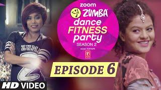 Zoom Zumba Dance Fitness Party Season 2–Ep 06 | Palak Muchhal, Pallavi Sharda, Sucheta Pal