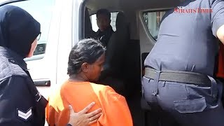 Jempol housewife charged with killing own mother